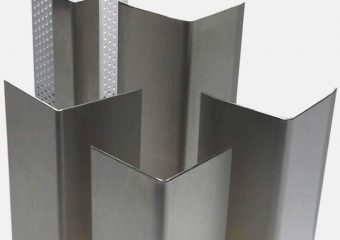 How to Take Care of Stainless Steel Corner Guards
